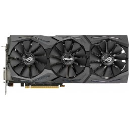 Видеокарта nVidia GeForce GTX 1070 ASUS ROG PCI-E 8192Mb (STRIX-GTX1070-O8G-GAMING) - 4
