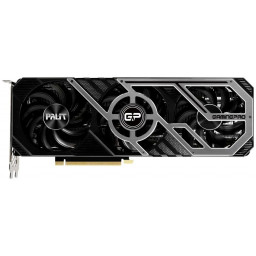Видеокарта Palit GeForce RTX 3080 GamingPro OC 10GB (NED3080S19IA-132AA) - 2