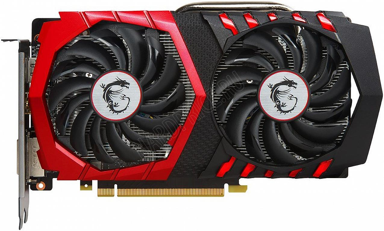 ... Видеокарта nVidia GeForce GTX 1050 Ti MSI PCI-E 4096Mb (GTX 1050 Ti  GAMING ...