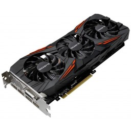 Видеокарта Gigabyte GeForce GTX 1070 Ti Gaming 8G 8192Mb (GV-N1070 TiAORUS-8GD REV.1) - 1