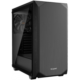 Корпус Be Quiet Pure Base 500 Window TG Black BGW34